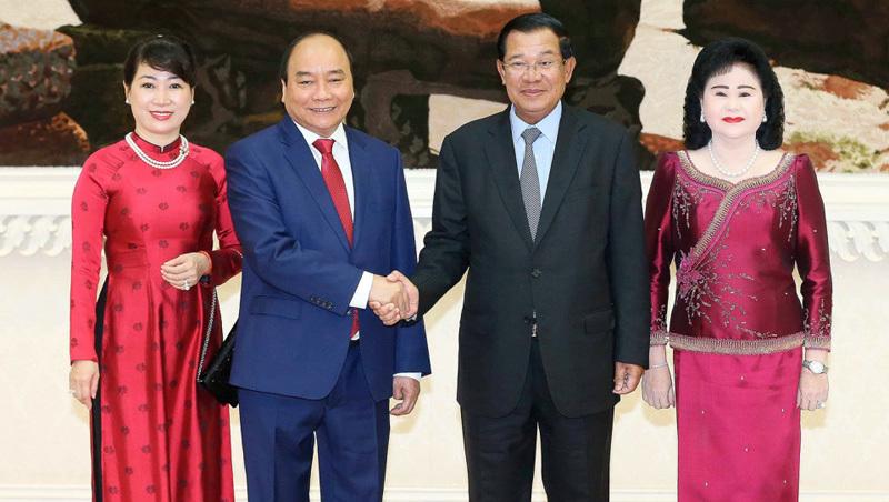 50 năm quan hệ ngoại giao Việt Nam-Campuchia