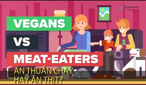 ăn chay hay ăn thịt