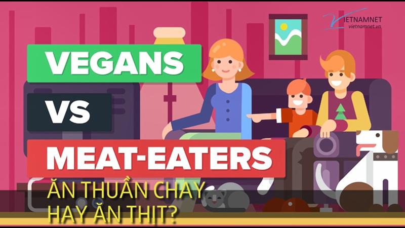 Người ăn chay hay người ăn thịt sống lâu hơn?
