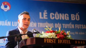 HLV tuyển Futsal Việt Nam: Đánh bại Thái Lan và vào top 4 châu lục