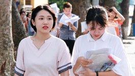 Đáp án chính thức môn tiếng Anh kỳ thi THPT quốc gia 2017