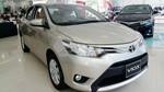 Honda City 2017 xuất hiện, Toyota Vios giảm giá gần 80 triệu đồng
