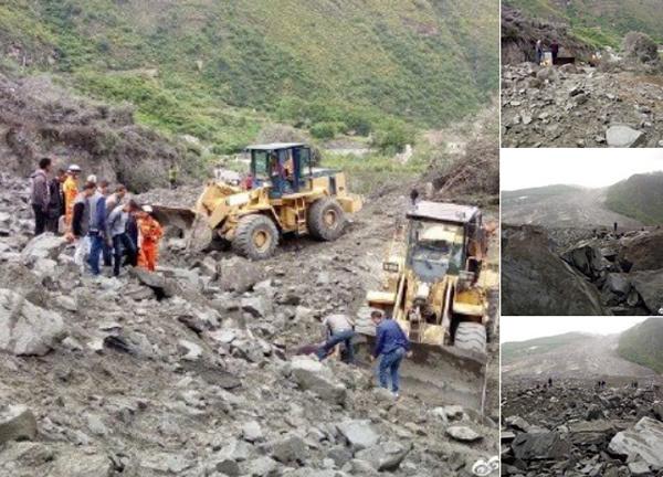 Chủ tịch nước gửi điện thăm hỏi về sạt lở đất tại Trung Quốc