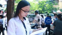 Đáp án chính thức môn tiếng Đức kỳ thi THPT quốc gia 2017