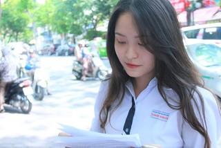 Đáp án chính thức môn tiếng Trung Quốc kỳ thi THPT quốc gia 2017