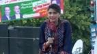 Nữ phóng viên xinh đẹp gặp nạn khi đang dẫn bản tin trực tiếp