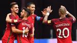 Ronaldo khai hỏa, Bồ Đào Nha đè bẹp New Zealand