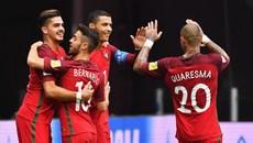Video bàn thắng Bồ Đào Nha 4-0 New Zealand