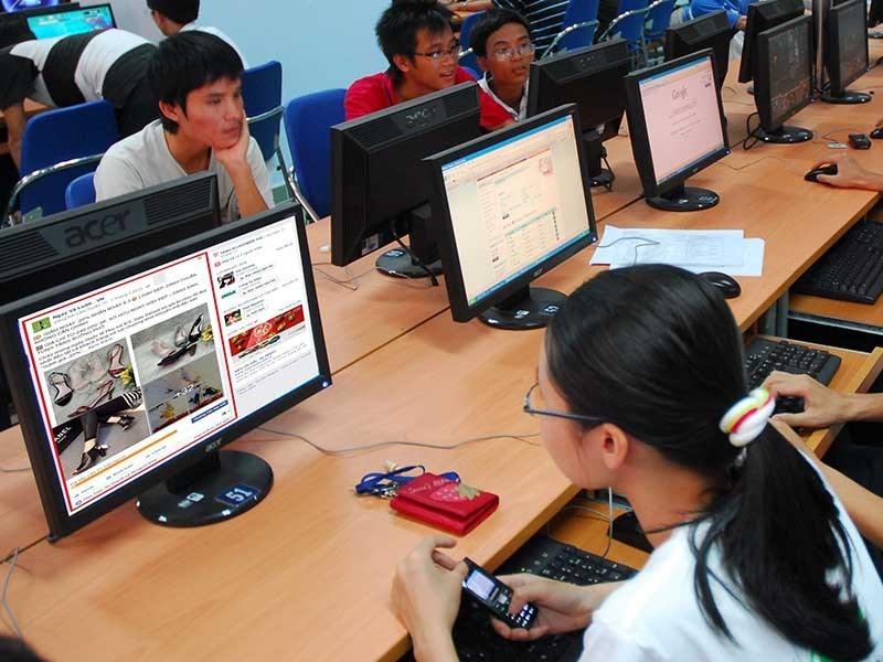Thu thuế bán hàng online: Quyết làm đến cùng
