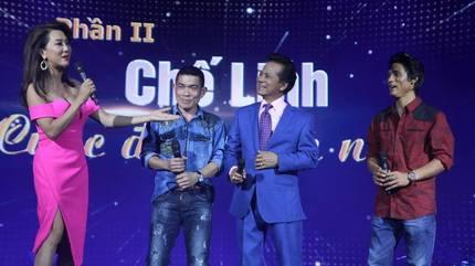 MC Kỳ Duyên ngại xưng cô với con trai Chế Linh