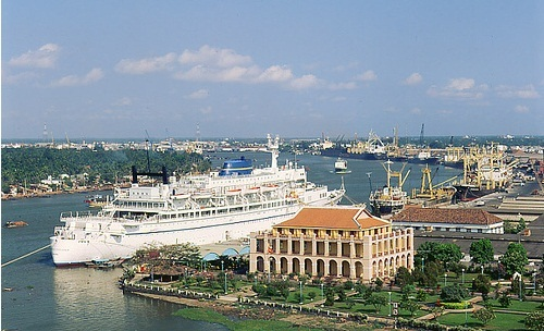 cảng Nhà Rồng, siêu dự án