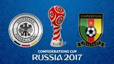 Link xem trực tiếp Đức vs Cameroon, 22h ngày 25/6