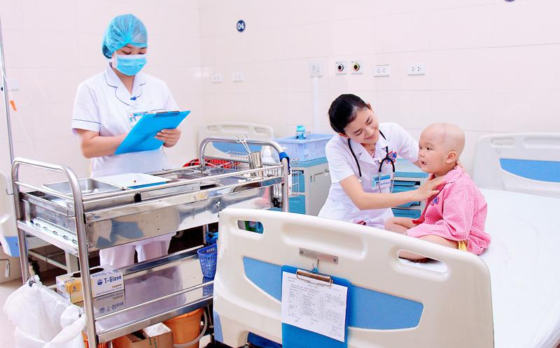 bệnh viện K, hài lòng người bệnh, quá tải, cò mồi