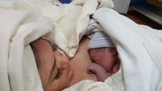 'Bé' Xuân Mai sinh con trai thứ hai ở Mỹ