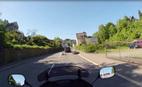 Gây tai nạn, tài xế xe hơi thản nhiên bỏ chạy