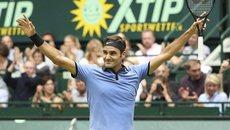 Federer lần thứ 9 vô địch Halle, tuyển Nga dự World Cup 2014 bị điều tra