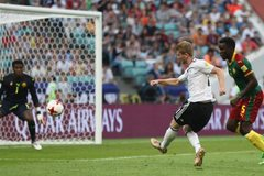 Video bàn thắng Đức 3-1 Cameroon