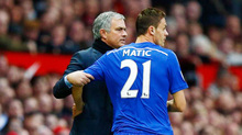 """Matic cập bến MU 40 triệu bảng, Mourinho tống cổ """"ông kễnh"""""""