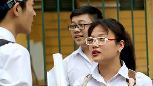 'Chấm điểm' kỳ thi THPT quốc gia 2017