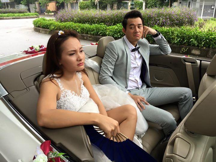Sống chung với mẹ chồng, Anh Dũng, Bảo Thanh, phim truyền hình, phim Việt Nam, sao Việt