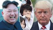 Các cô gái Triều Tiên thề trả thù Mỹ