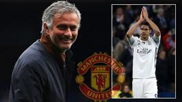 """Varane than """"đau bụng"""", MU và Mourinho mừng ra mặt"""