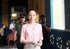 Vụ hoa hậu Phương Nga: Người bí ẩn có mặt lúc tòa hết phiên xử