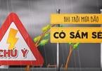 Cảnh báo: Những việc tuyệt đối không nên làm khi trời mưa bão