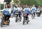 Không đội mũ bảo hiểm, xe đạp điện bị phạt ra sao?