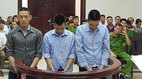 Hà Nội: Ba thanh niên ốp mìn nhà đối phương để rửa hận