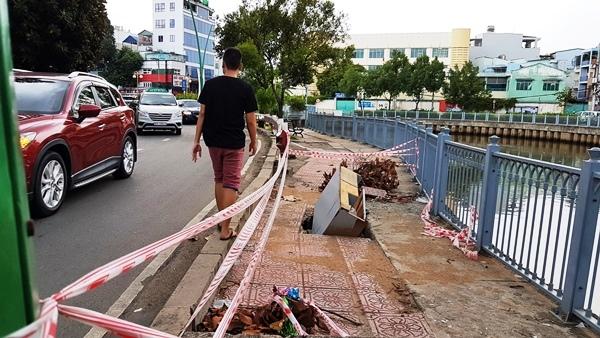 hố tử thần, kênh Nhiêu Lộc, Sài Gòn, Dự án vệ sinh môi trường