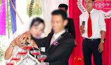 Sự cố khiến cô dâu chú rể tái mặt ngày trọng đại