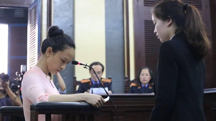 Trương Hồ Phương Nga,Hồ Phương Nga,Cao Toàn Mỹ,Hợp đồng tình ái,Mai Phương