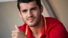 """Morata đến MU """"điểm danh"""", Kane chớ dại theo Mourinho"""