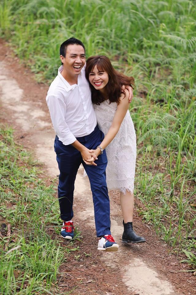 Hạnh phúc ngọt ngào của MC Hoàng Linh