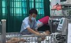Bé 7 tuổi bị liệt tứ chi sau mắc viêm não Nhật Bản