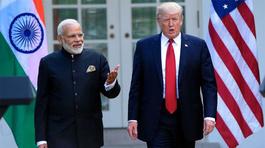 Ông Trump nức nở khen quan hệ Mỹ-Ấn