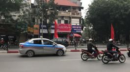 Taxi ngoại thành không được bắt khách ở nội thành - quy định 'lạ'?
