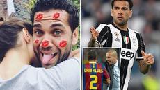 Chelsea mời lương khủng, Alves lắc đầu: Pep là số 1!