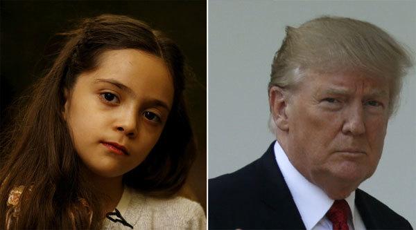 Ông Trump và bé gái 8 tuổi 'có ảnh hưởng nhất Internet'