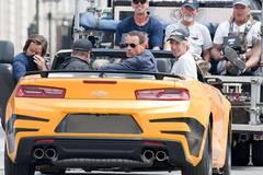 Choáng ngợp trước dàn siêu xe trong 'bom tấn' 260 triệu đô 'Transformers 5'