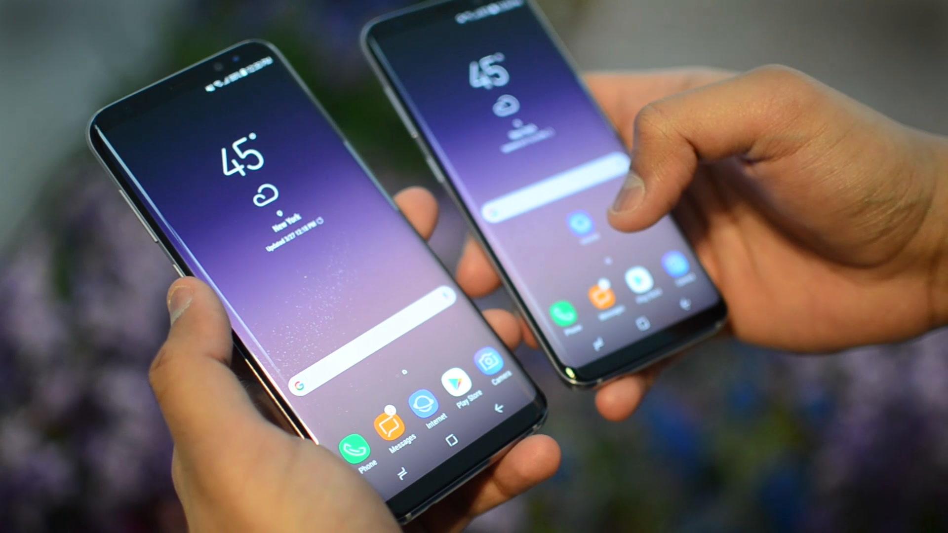 Samsung lập siêu kỷ lục, bán 1,3 triệu chiếc Galaxy S8/S8+