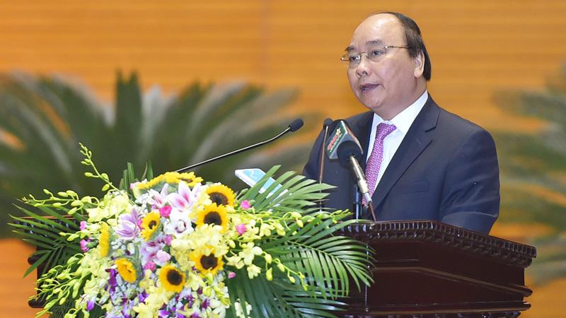 Thủ tướng Nguyễn Xuân Phúc, Nguyễn Xuân Phúc, Bộ trưởng Quốc phòng