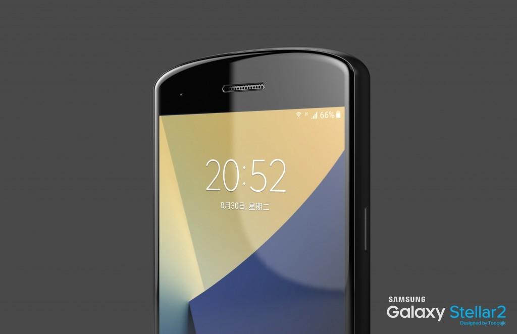 Bộ ảnh tuyệt đẹp về Galaxy Stella, mẫu smartphone mới của Samsung