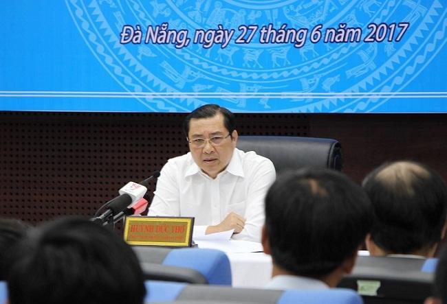 Chủ tịch Đà Nẵng: Không hợp thức hóa sai phạm cho Mường Thanh
