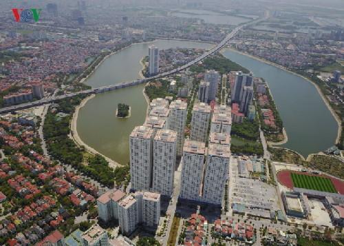 Khu đô thị kiểu mẫu Linh Đàm bị băm nát như thế nào?