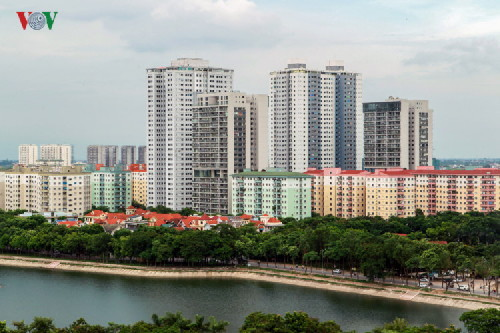 Khu đô thị Linh Đàm, quy hoạch Hà Nội, chung cư Hà Nội