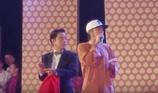 Danh hài Hoài Linh bị ném đá trên sân khấu