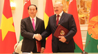 Phát triển toàn diện, sâu rộng quan hệ đối tác giữa VN và Belarus