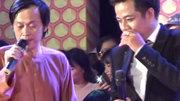 Nghệ sĩ Hoài Linh bị khán giả ném đá khi diễn ở Quảng Ngãi